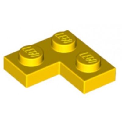 LEGO 2 x 2 Plate Corner Yellow