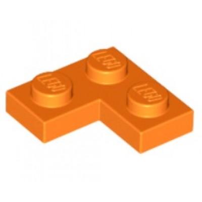 LEGO 2 X 2 Plate Corner Orange