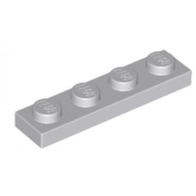 LEGO 1 x 4 Plate Light Bluish Grey