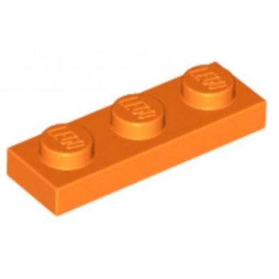 LEGO 1 x 3 Plate Orange