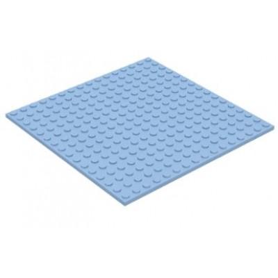 LEGO 16 x 16 Plate Bright Light Blue