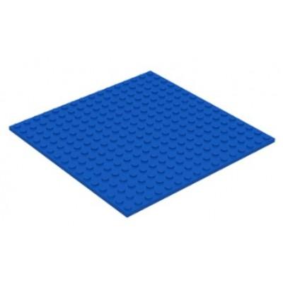 LEGO 16 x 16 Plate Blue