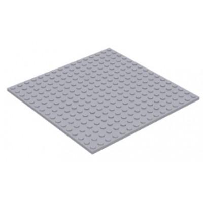 LEGO 16 x 16 Plate Light Bluish Grey