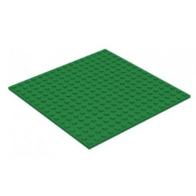 LEGO 16 x 16 Plate Green