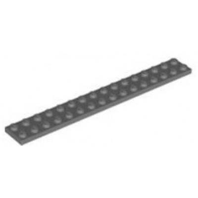 LEGO 2 x 14 Plate Dark Bluish Grey