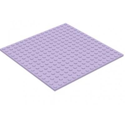 LEGO 16 x 16 Plate Lavender