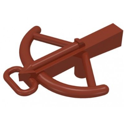 LEGO Crossbow (Reddish Brown)