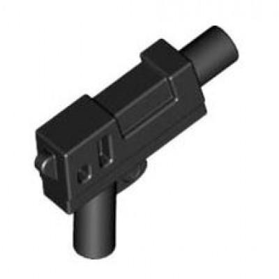 LEGO Pistol Automatic Black