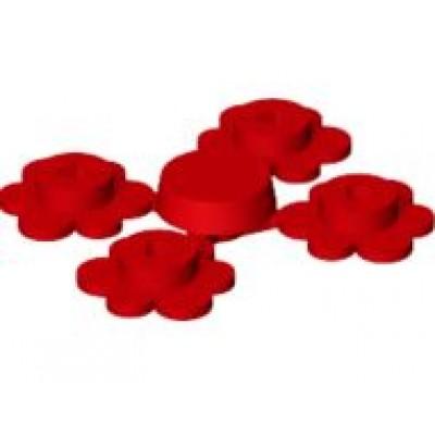 LEGO Flowerhead Red