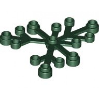 LEGO Limb Element Large - Dark Green