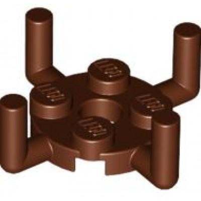 LEGO Tree Trunk - part - Reddish Brown