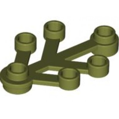 LEGO Limb Element Small - Olive Green