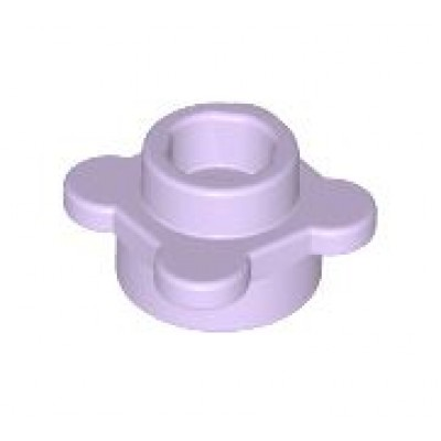 LEGO Flower Plate Lavender