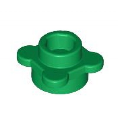 LEGO Flower Plate Green