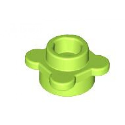 LEGO Flower Plate Lime