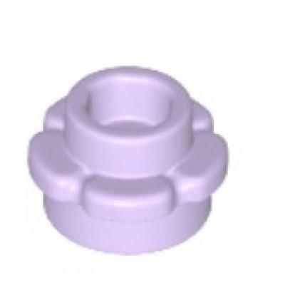LEGO Flower Plate (5 Petals) Lavender
