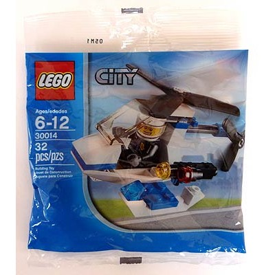 LEGO® City Police Helicopter 30014
