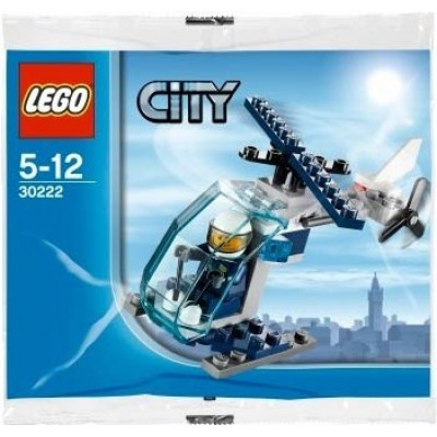 LEGO® City Police Helicopter - polybag 30222