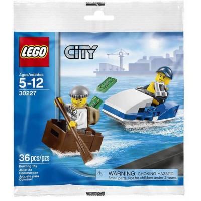 LEGO® City Police Watercraft Chase 30227