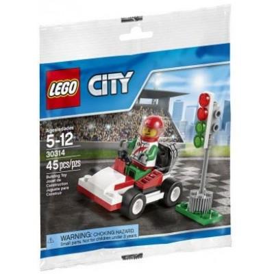LEGO® City Go-Kart Racer polybag