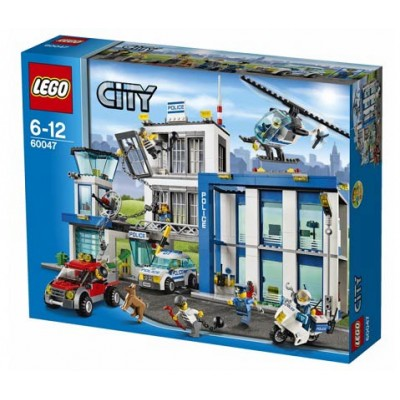 LEGO® City Police Station