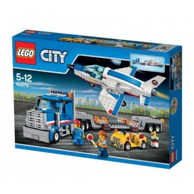 LEGO Training Jet Transporter
