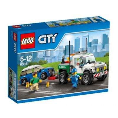 LEGO® City Pickup Tow Truck 60081