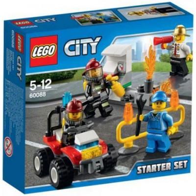 LEGO® City Fire Starter Set