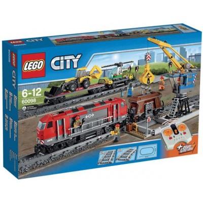 LEGO® City Heavy-Haul Train 60098