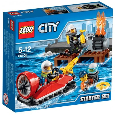 LEGO® City Fire Starter Set 60106