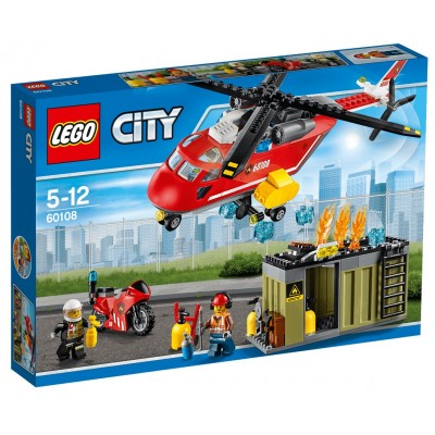 LEGO® City Fire Response Unit