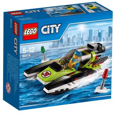 LEGO® City Race Boat