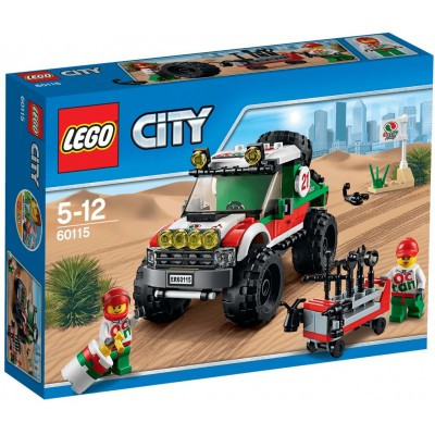 LEGO® City 4 x 4 Off Roader