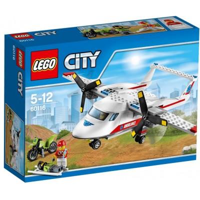 LEGO® City Ambulance Plane
