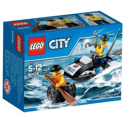 LEGO® City Tire Escape