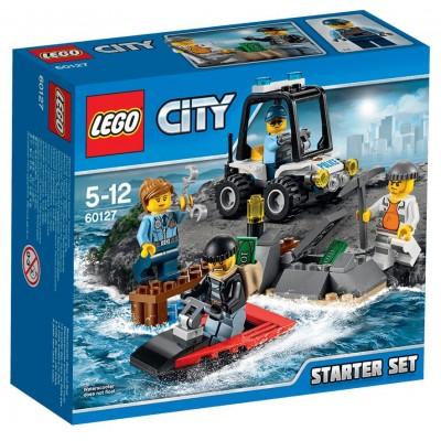 LEGO® City Prison Island Starter Set