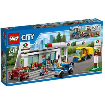 LEGO® City Service Station