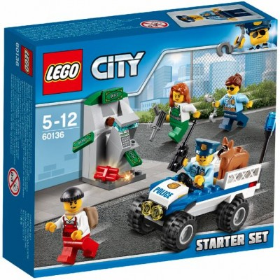 LEGO® City Police Starter Set