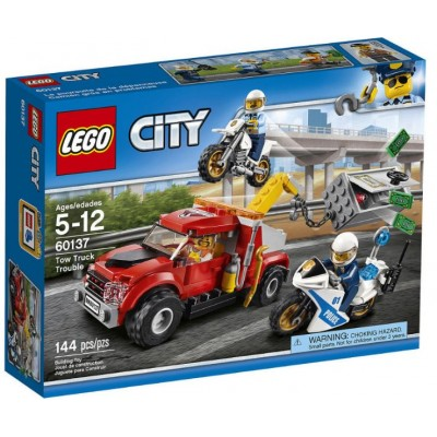 LEGO® City Tow Truck Trouble