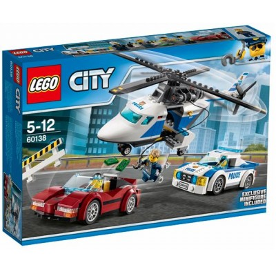 LEGO® City High-speed Chase