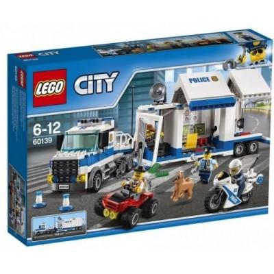 LEGO® City Mobile Command Center