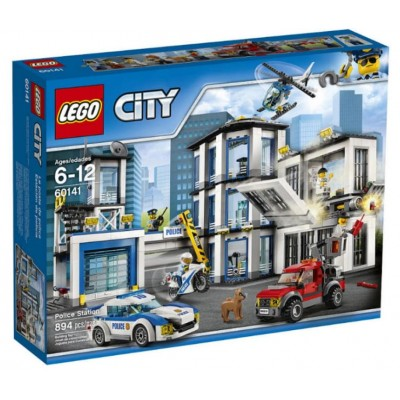 LEGO® City Police Station - 60141