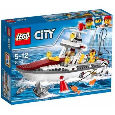 LEGO® City Fishing Boat - 60147
