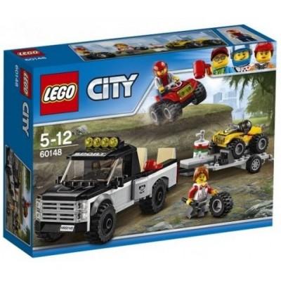 LEGO® City ATV Race Team 60148