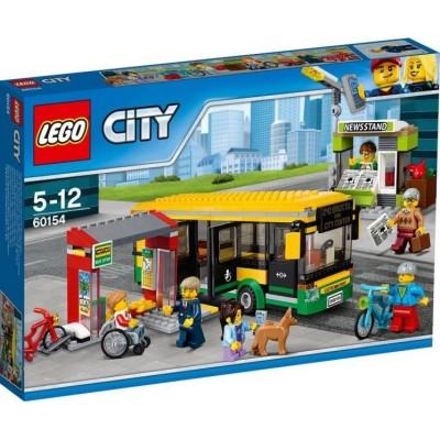 LEGO® City Bus Station
