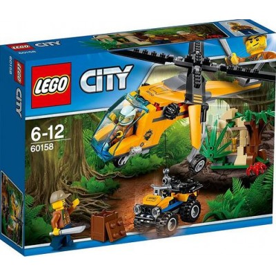 LEGO® City Jungle Cargo Helicopter