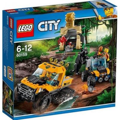 LEGO® City Jungle Halftrack Mission