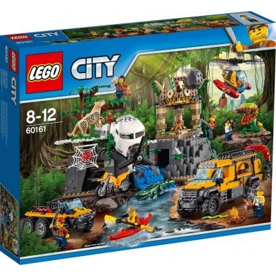 LEGO® City Jungle Exploration Site