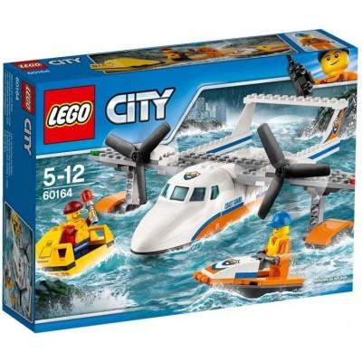LEGO® City Sea Rescue Plane