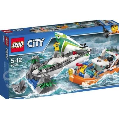 LEGO® City Sailboat Rescue